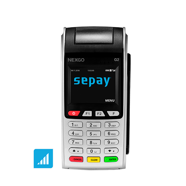 SEPAY Mobiele Pinautomaat Leasen