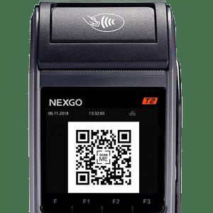 QR Betaling Payconiq op SEPAY pinautomaten
