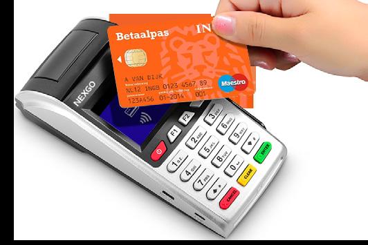 SEPAY Mobiel Pinapparaat - Contactloos Betalen ING